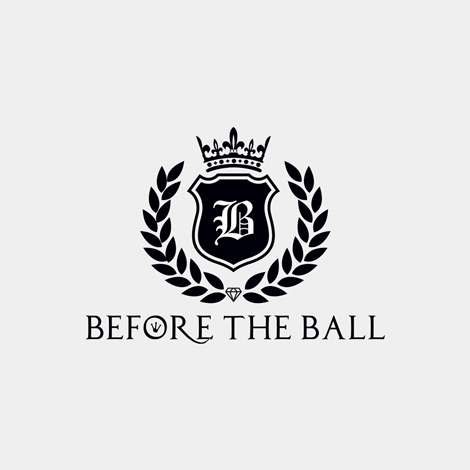 Before The Ball Logo - Hamilton Ontario Logo Design