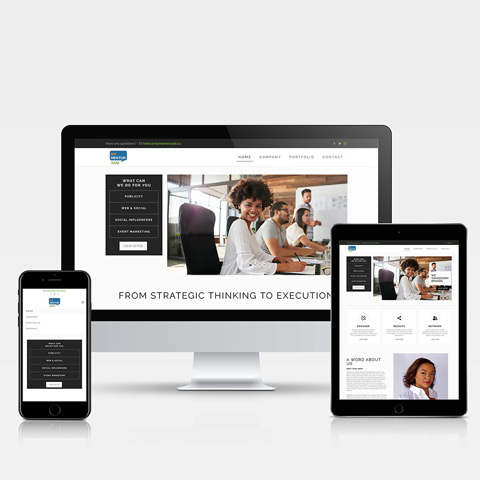 mymentorsaid.ca - Hamilton Ontario Website Design